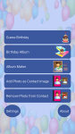 Birthday Album Frames screenshot 6/6