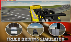 Heavy Duty Truck Simulator 3D screenshot 5/5