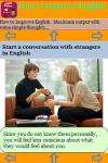 How to Improve English screenshot 3/3