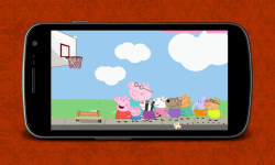 Peppa Pig Basketball screenshot 1/4