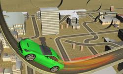 Extreme Car Stunt City Driving screenshot 2/6