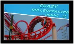 Crazy Roller Coaster Riding 3d screenshot 1/5
