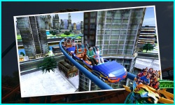 Crazy Roller Coaster Riding 3d screenshot 3/5