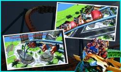Crazy Roller Coaster Riding 3d screenshot 4/5