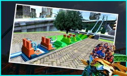 Crazy Roller Coaster Riding 3d screenshot 5/5