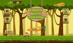 Bunny Math Survive screenshot 2/6