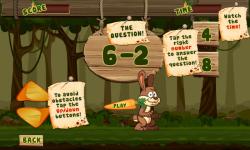 Bunny Math Survive screenshot 3/6