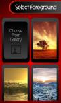 Zipper Lock Screen – Sunset screenshot 3/6