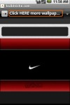 Cool Nike Background screenshot 2/2
