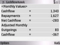 CashflowHawk screenshot 1/1