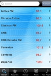 Radio de Venezuela - Alarm Clock + Recording/ Reloj Despertador Registro screenshot 1/1
