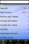 Radio Armenia Live screenshot 1/1