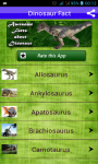 Kids Dinosaur Pictures And Facts screenshot 1/5