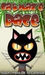 Cat Maze Race Free screenshot 1/1