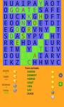 Word Search puzzle wORD SEEk screenshot 4/4