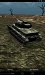 Tanks 3D Live Wallpaper screenshot 1/3