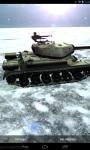 Tanks 3D Live Wallpaper screenshot 2/3