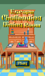 Escape Challenging Dining Room screenshot 1/5