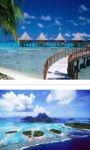SEYCHELLES BEACH Wallpaper HD screenshot 3/3