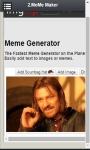 Meme Generator Maker Free screenshot 4/6