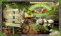 Free Hidden Object Game - Farmers Market screenshot 1/4