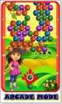 Bubble Dora for Kids screenshot 3/3