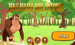 Benji Banana Kong Adventure screenshot 1/2