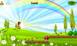Sonica Run Game Android screenshot 2/3