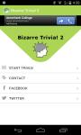 Bizarre Trivia 2 screenshot 1/4