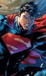 Superman Cartoon Live Wallpaper screenshot 1/4
