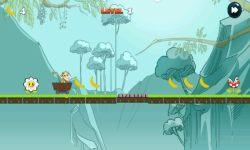 Fun Monkey Banana Trolley screenshot 3/6