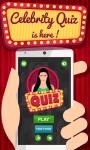 Guess the Celebrity - Pop Quiz screenshot 1/3