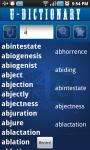 English Dictionary App V2 screenshot 4/6