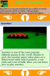 Rules of Snooker screenshot 3/3