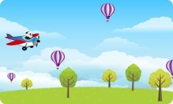 Crazy Pilot Panda screenshot 1/4