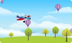 Crazy Pilot Panda screenshot 2/4