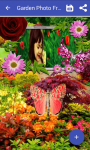 Garden photo frame screenshot 4/4