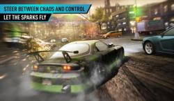 Need for Speed No Limits customary screenshot 4/6
