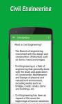 Engineering Civil  screenshot 2/6
