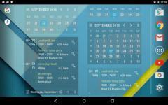 Calendario Agenda Widget KEY maximum screenshot 5/6