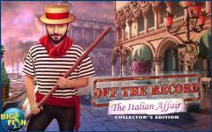 Off the Record Italian Full top screenshot 4/6
