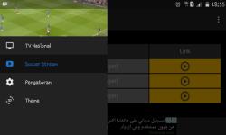 Update Siaran Bola Live screenshot 1/3