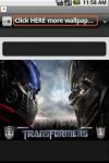Transformers Movie Wallpapers screenshot 1/2