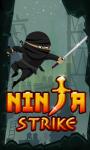 Ninja Strike screenshot 1/6