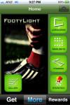 FootyLIght screenshot 1/5
