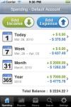 ExpenseTracker - Spending screenshot 1/1
