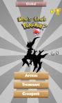 Whos that pokemon HD screenshot 6/6