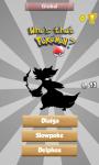 Whos that pokemon HD screenshot 2/6