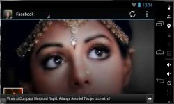 Sridevi Kapoor Fan App screenshot 1/3