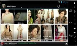 Sridevi Kapoor Fan App screenshot 2/3